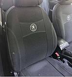 Авточехлы Ника на Шкода Фабиа 3 от 2014- Skoda Fabia III от 2015 раздельная и, фото 3