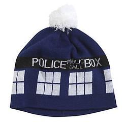 В'язана шапка Доктор Хто Doctor Who DK 20.029