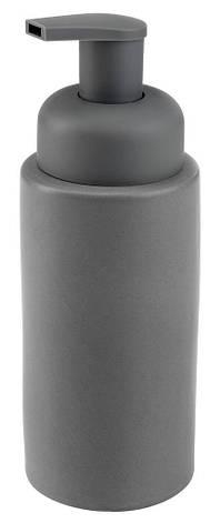 Диспенсер (дозатор) для пены серый, фото 2