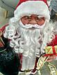 Новогодняя Игрушка Санта Клаус большой 80 см (Дед Мороз) с подарками, фото 5