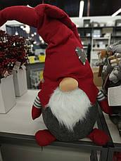 Новогодняя большая игрушка Эльф санта (90 см) (2 вида в ассортименте ), фото 3