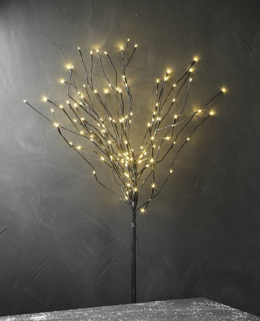 Новорічне Дерево-гірлянда для використання на вулиці (140 LED-лампочок)