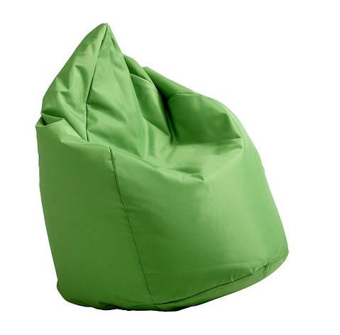 Кресло мешок зеленое 60х60х90см , фото 2