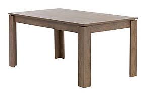 Обеденный стол 90x160см дикий дуб, фото 2