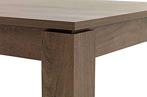 Обеденный стол 90x160см дикий дуб, фото 3