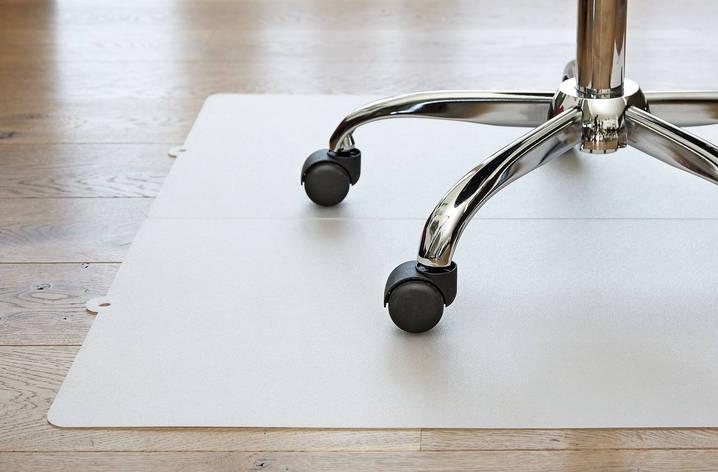 Коврик полипропилен под офисный стул 90x120см, фото 2