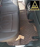 Коврики BMW X5 Е70 Кожаные 3D (2006-2013) Оригинальные, фото 7
