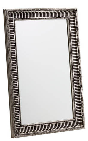 Зеркало настенное (серебристое антик ), фото 2