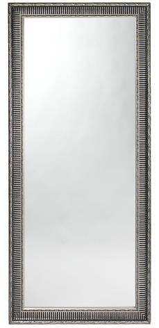 Большое зеркало напольно настенное (Серебристый антик.) 180 см, фото 2