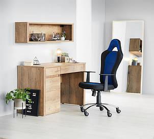 Стол офисно письменный с боковыми полками мдф, фото 2
