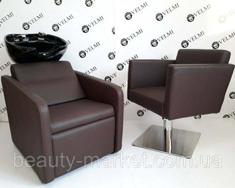 Комплект парикмахерской мебели Quadro