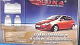 Автомобильные чехлы Chevrolet Aveo 2002-2011 HB Nika, фото 3
