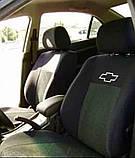 Автомобільні чохли Chevrolet Aveo 2002-2011 HB Nika, фото 7