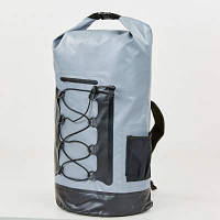 Водонепроницаемый рюкзак 28л TY-0381-28 (PVC, серый-черный ) Код TY-0381-28.