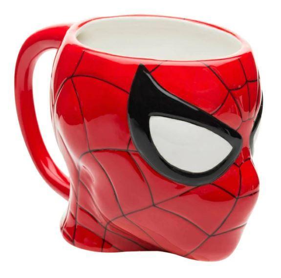 "Чашка ""Spider-Man"" человек паук"