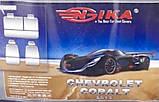 Авточехлы Chevrolet Cobalt от 2013..-Nika кобальт шевролет, фото 3