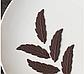 Форма силиконовая молд перья мастики шоколада 6*2 см из 4х шт, фото 2