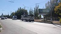 Билборды в Севастополе Балаклавское шоссе