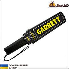 Ручной досмотровый металлоискатель Garrett Super Scanner