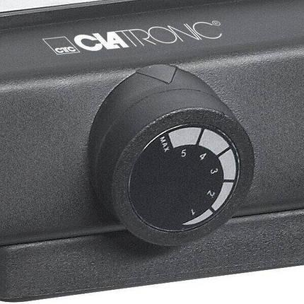 Настольный гриль Clatronic BQ 3507 компактный, фото 2
