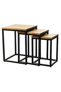 Комплект журнальных столиков CS-10 Vetro Mebel™
