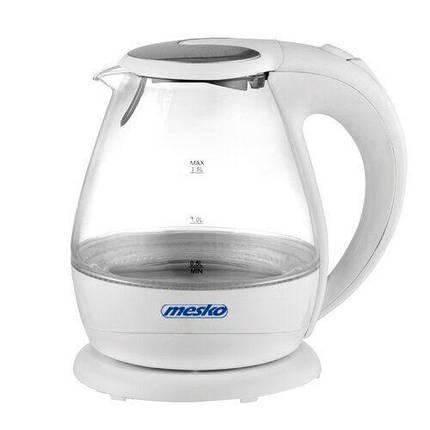 Чайник Mesko MS 1245 glass, фото 2