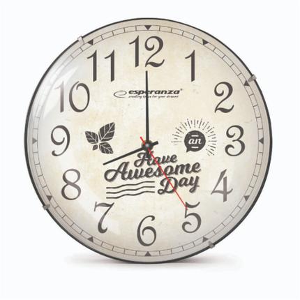 Часы настенные Esperanza EHC018L Lausanne, фото 2