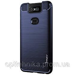 TPU чехол iPaky Slim Series для Asus Zenfone 6 (ZS630KL)