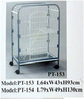 Вольер для грызунов -153. 64*43*93 см