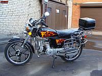 Мопед SABUR(ALFHA) 70 cc
