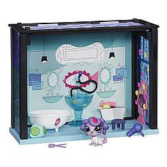 Литл Пет Шоп Игровой набор Спа Littlest Pet Shop