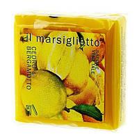 Марсельское натуральное мыло - Лимон и бергамот