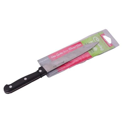 Ніж з нержавіючої сталі з бакелітовою ручкою Kamille 17.5 см