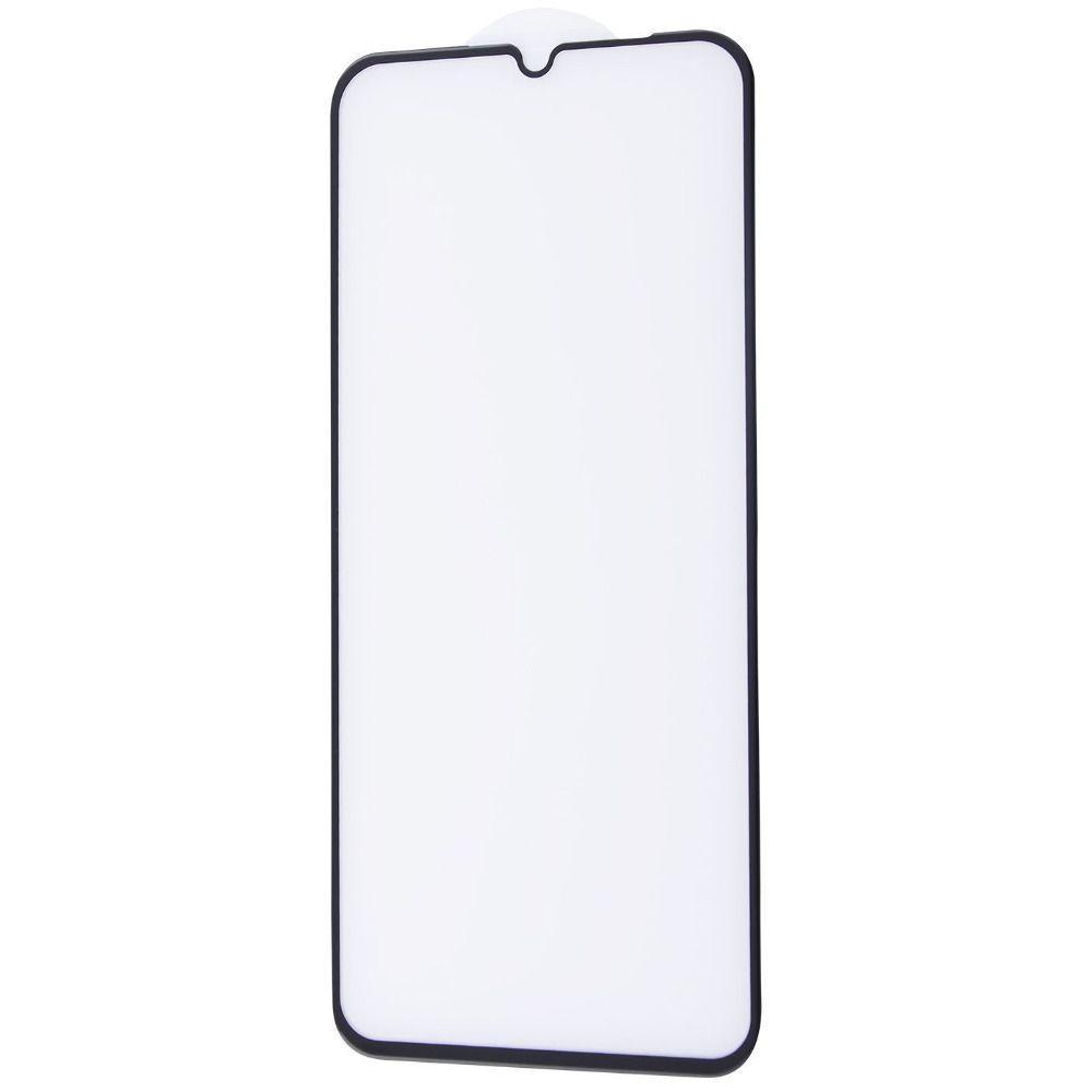 Защитное стекло FULL SCREEN HQ Xiaomi Redmi Note 9 без упаковки (black)