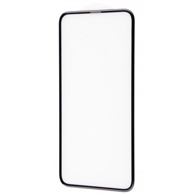 Защитное стекло FULL SCREEN HQ iPhone 12/12 Pro без упаковки (black)