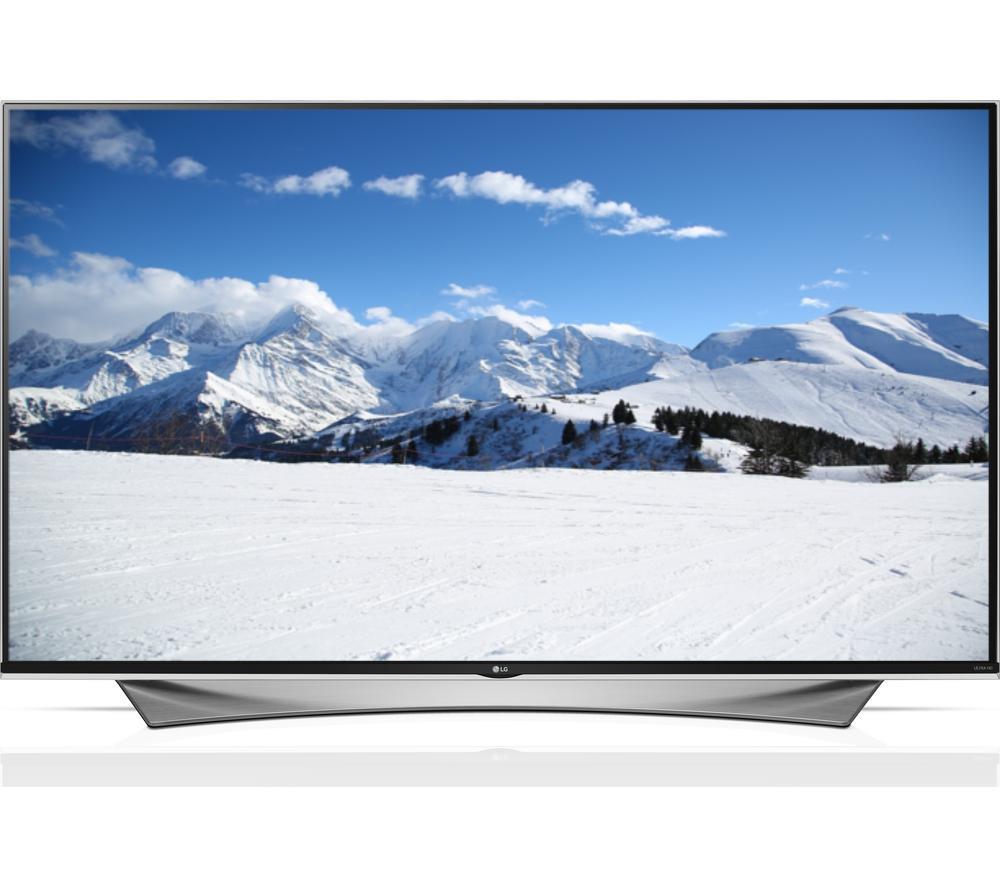 Телевизор LG 65UF950V (2300Гц, Ultra HD 4K, Smart, Wi-Fi, 3D, Magic Remote)