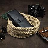 Кошелек универсальный Vintage 14913 Черный, фото 2