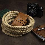 Гаманець чоловічий Vintage 14917 Рудий, фото 2