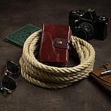 Гаманець жіночий Vintage 14920 Бордовий, фото 2