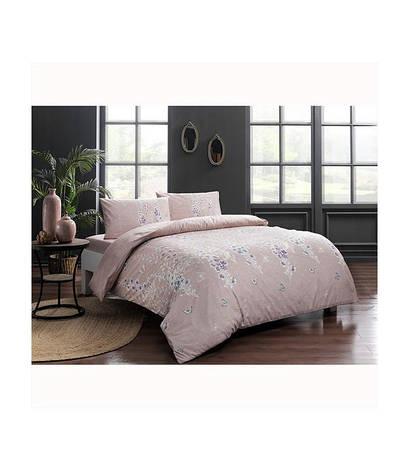 Комплект постельного белья Tac полуторный ранфорс Sarah V02 арт.TAC60229797, фото 2