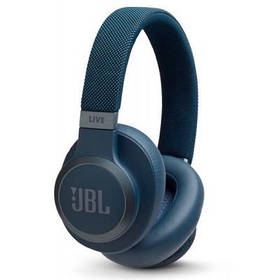 Наушники JBL LIVE 650 BT NC Blue (JBLLIVE650BTNCBLU)