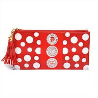 Фэн Шуй бумажник привлечения Удачи, Богатства и Авторитета  (Красный и белый)