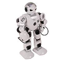 """Радиоуправляемый робот """"Зет Альфа"""" стреляет присосками Белый"""