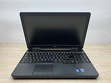 Ноутбук Dell Latitude E5540 15.6 HD/ Core i3-4010U (2(4)x1.7GHz)/ RAM 8Gb/ SSD 120Gb/ АКБ немає./ Упоряд. 8.5/10