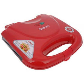 Сэндвичница SATURN ST-EC1082 Red