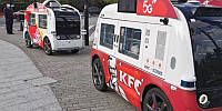 KFC запустила фургон з автопілотом для прийому і видачі замовлень