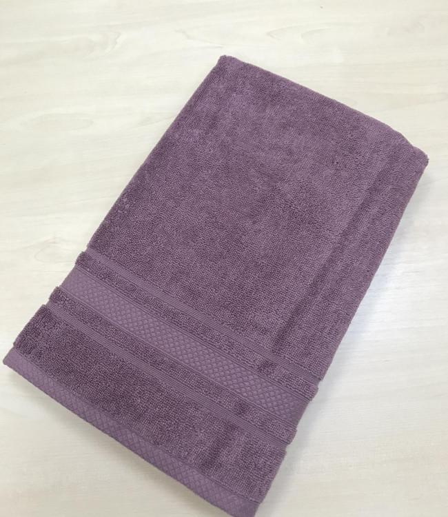 Полотенце Tac Softness 70*140 см фиолетовое арт.TAC71261435