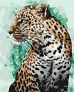 Картина по номерам Идейка Величественный взгляд 40*50 см (в коробке) арт.KH4190
