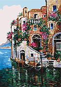 Картина по номерам Идейка Краски Тосканы 35*50 см (в коробке) арт.KH2736