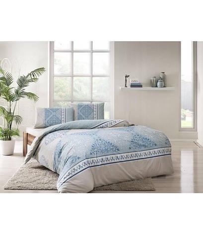 Комплект постельного белья Tac Евро ранфорс Talia V01 арт.TAC60229800, фото 2